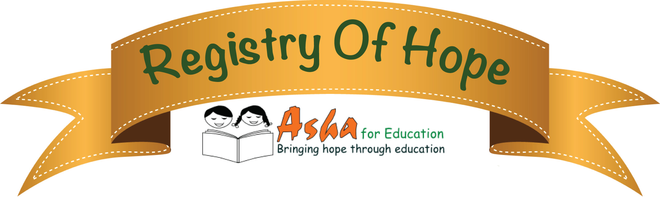 The Registry benefitting Asha for Education